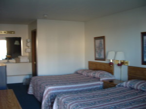 Notch Inn bedrooms